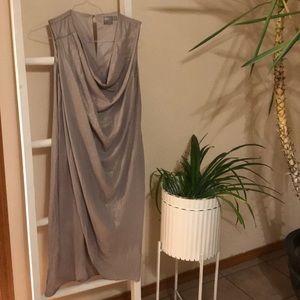 ASOS maternity drape dress